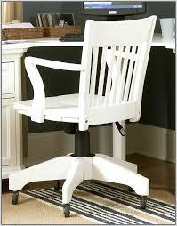 white swivel desk chair white finished swivel desk chair