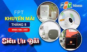 FPT Biên Hòa | Tháng 8 Tặng 150k & 3 tháng cước