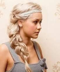 Headband Hair Style hairstyles with headbands for long hair hairstyles with headbands 6229 by wearticles.com