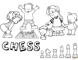 Small Picture Children Playing Coloring Page Children Coloring Coloring