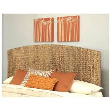 Seagrass Bedroom Furniture Bedroom Design Intriguing Queen Size Seagrass Headboard Ideas