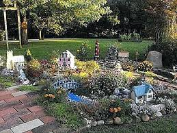 fairy gardens supplies. Outdoor Fairy Garden By Hows About This For Your Back Yard Granny Gardens Supplies E
