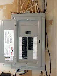 replace fuse box replace fpe breakers total electric 100 amp panel replacing an fpe in coon rapids