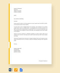 Letter Format For Vacation Leave 9 Sample Vacation Request Letters Pdf Doc Apple Pages
