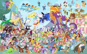 My Little Pony Personality Chart My Little Pony Name All Characters Pic Quiz By