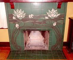 Decorative Tiles For Fireplace Rookwood Tile 100 Rookwood Pottery Tile Fireplace Surround 65
