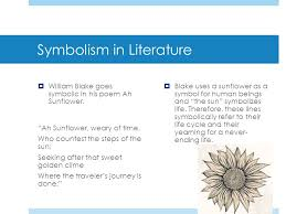 parallelism literary devices ppt symbolism in literature