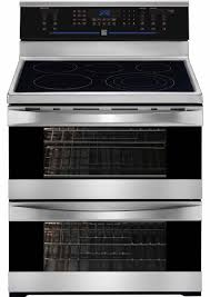 kenmore elite. the kenmore elite 97723 double oven electric range. e