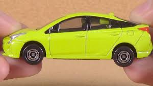 Tomica 50 Toyota Prius (Limited Edition) Diecast Car Toy Unboxing ...