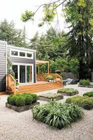 Garten Im Quadrat Gestalten Kleine Gro E Au Enbereiche