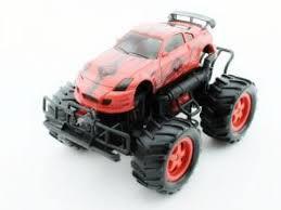 <b>Радиоуправляемый внедорожник Wangfeng Monstre</b> Truck Toyota ...