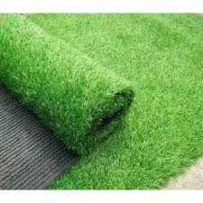 carpet grass. 25mm artificial grass, fake carpet (1m x 1m) (all green carpet grass