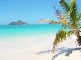 lanikai beach located in the small town of