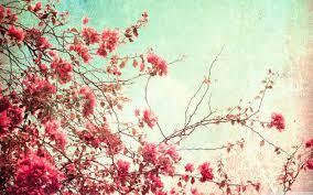 Vintage Flower Desktop Wallpapers on ...