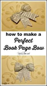 how to make a perfect paper bow knickoftime net