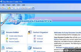 pro resume builder easy resume creator pro download