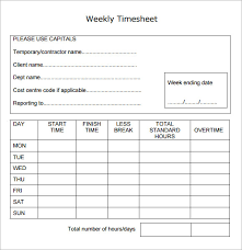 free weekly timesheet free printable weekly time sheets filename magnolian pc