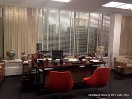 don draper office. Matthew Weiner\u0027s Mad Men Exhibit-Set Of Don Draper Office-Home-Museum Office S