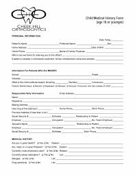 new patient forms medical office templates 67 medical history forms word pdf printable templates