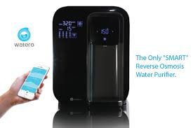 meet watero a smart countertop reverse osmosis water purifier that reduces almost all impurities from your water providing you with a pure drink