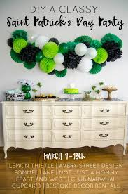 Irish Table Settings 25 Best Diy St Patricks Day Decorations And Ideas For 2017