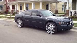 07 dodge charger RT on 24's - YouTube