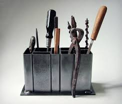 neat for displaying those tools his grandad gave him from the past desk organizationtool