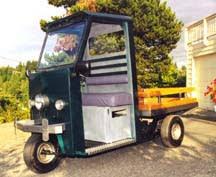 golf cart museum cushman golfcarcatalog com blog cushman models cushman meter maid