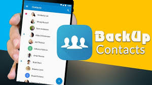 phone contacts to google drive