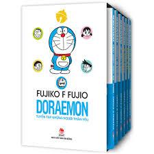 Truyện tranh - Boxset Doraemon Tuyển Tập Những Người Thân Yêu (6 Tập) chính  hãng