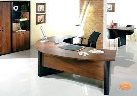 wrap around office desk. Wrap Around Desk Round Remote Desktop . Office