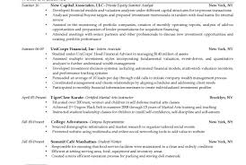 Resume Templates College Application Resume For Assistant Manager