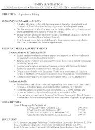 Objective In Resume For Job Resume Objective For Job Caregiver