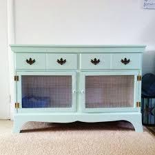 diy bunny cage old dresser diy rabbit hutch repurposed