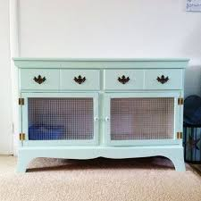 diy bunny cage old dresser diy rabbit hutch repurposed