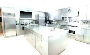 stainless steel wall cabinets kitchen stainless steel wall cabinets kitchen ed s ed stainless steel wall