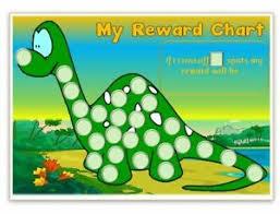 Details About Magnetic Dinosaur Points Reward Chart Behaviour Potty Senfree Pen Stickers Reuse