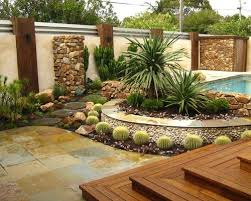 Small Picture Download Cactus Landscaping Ideas Solidaria Garden