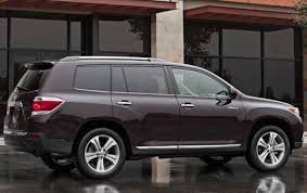 2011 Toyota Highlander - Information and photos - ZombieDrive