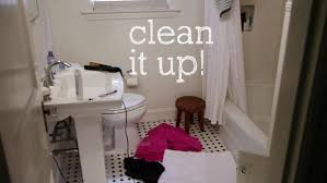 How To Clean Bathroom Floor New Bathroom Cleaning Secrets From The Pros HGTV