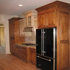 Kitchens With Black Appliances Kitchen Kitchen Color Ideas With Oak Cabinets And Black