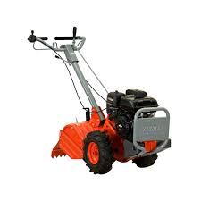 208cc dual rotating rear tine tiller briggs and stratton