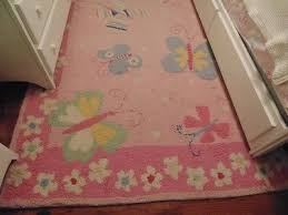 extremely rare 899 99 extremely rare pottery barn kids sophie erfly 5x8 wool rug