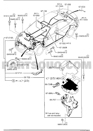 Wiring diagrams mazda north korea water saving shower head diagram