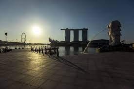シンガポール ロック ダウン