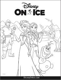 You can find the biggest collection of disney coloring pages here. Coloring Pages Disney On Ice