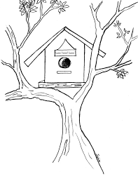 Small Picture Birdhouse Coloring Pages Coloring pages wallpaper