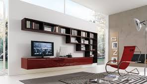 wall storage shelves led ca newest lcd cabinet design