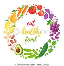 healthy food clipart.  Healthy Healthy Eating Poster  Csp47722258 To Healthy Food Clipart L