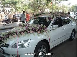 Wedding Car Decorate Indian Wedding Car Decoration Indian Wedding Car Decoration 10